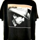Rare Promotional XL T-Shirt Bob Dylan ~ On The Tracks Magazine ~ TIME OUT OF MIND