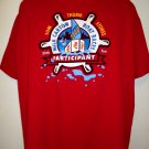Milk Carton Boat Race Minneapolis Aquatennial T-Shirt Size XL