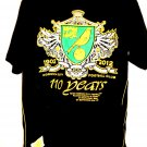 Norwich City Football Club 110 Years T-Shirt Size Large Limited Edition