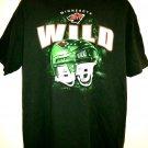 Minnesota Wild Hockey T-Shirt Size XL