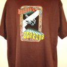Eric Clapton SLOWHAND North American Concert Tour Large or XL T-Shirt 2006