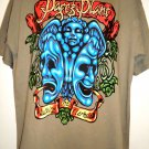 Rare Page & Plant Tour T-Shirt Vintage 1998 Size XL Jimmy Page Robert Plant