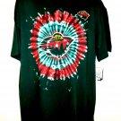 Minnesota (MN) Wild Hockey NEW---NEVER WORN!! Dated 2000 XL T Shirt Tie-Dye NWT !!