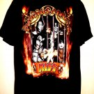 Psycho Circus KISS LIVE in 3D Tour T-Shirt Size XL
