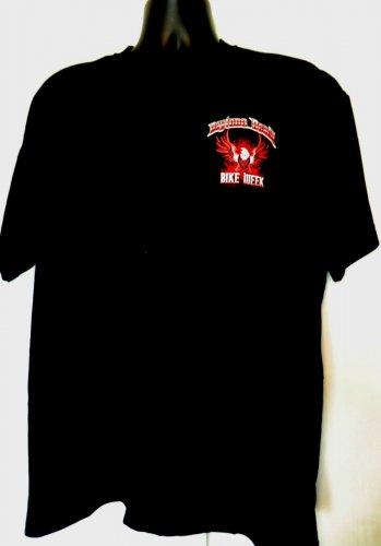 Daytona Beach BIKE WEEK 2008 Shirt Size XL