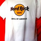 Hard Rock Café Mall of America T-Shirt Size Large