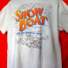 Broadway Musical Showboat SHOW BOAT Size XL T-Shirt