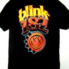 Blink 182 T-Shirt Size Large Smiley Face ~ Celebration of the band's 20 year Anniversary!