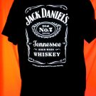 Classic Jack Daniels T-Shirt Size Large Old No. 7