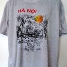 Hanoi Ha Noi Vietnam Souvenir T-Shirt Size XL
