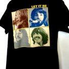 NWT BEATLES Let It Be T-Shirt Size Large