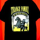 Strange Famous Records 'Til The Grave Takes Us T-Shirt Size XL
