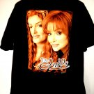 The Judds POWER TO CHANGE Tour 2000 T-Shirt Size XXL Wynnona and Naomi Judd
