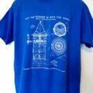 Vintage 1993 Prospect Park TOWER T-Shirt Size XL Minneapolis MN