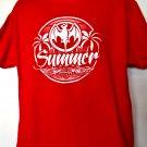 Bacardi Rum Summer T-Shirt Size XL