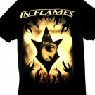 In Flames 2003 Tour T-Shirt Size Large