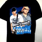 Toby Keith Tour 2007 T-Shirt Size Large Biggest and Baddest Tour