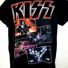 Kiss 2009 Tour T-Shirt Size Large ~ If It's Too Loud You're Too Old