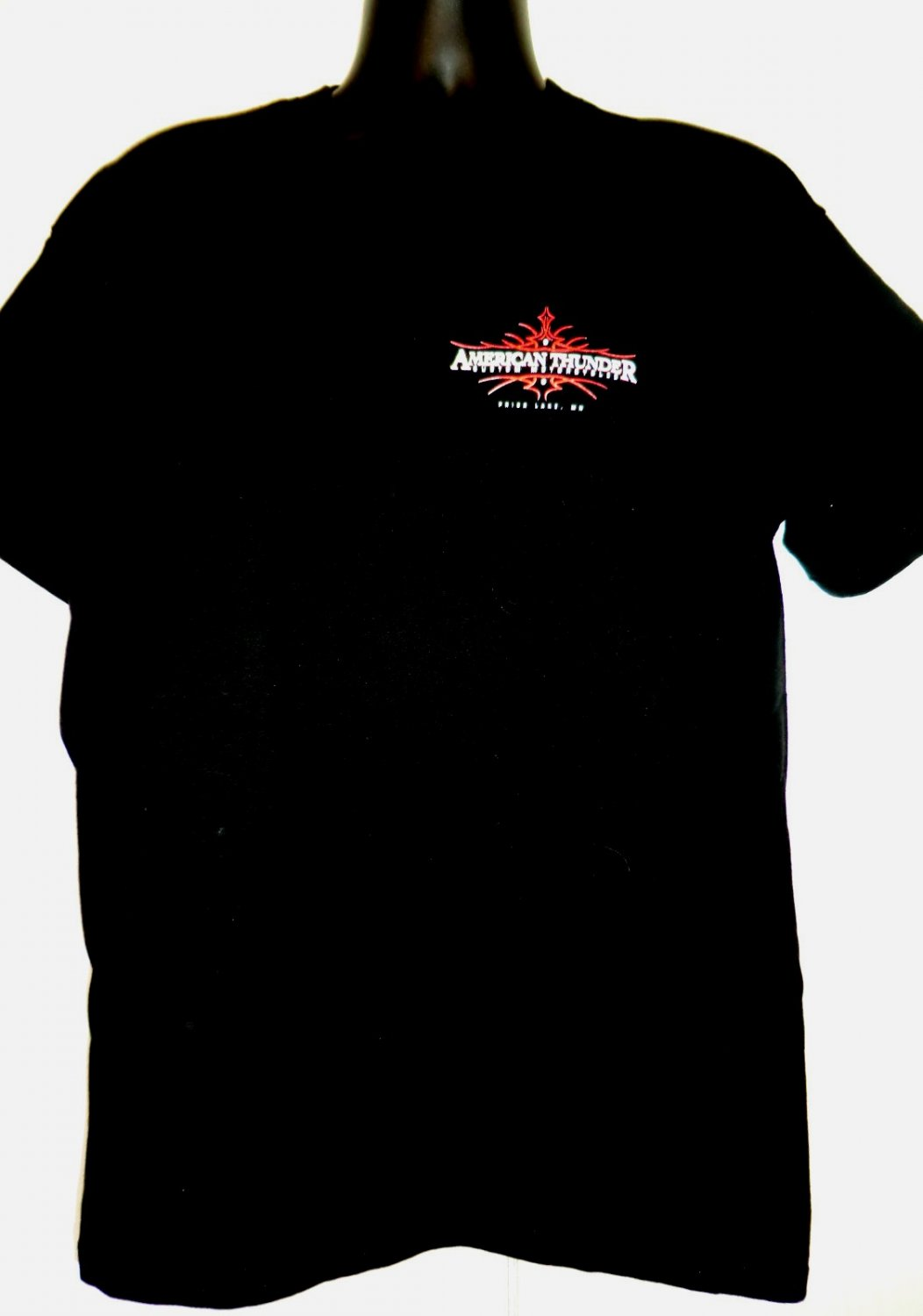 American thunder t shirt size xl prior lake minnesota for T shirts and more prior lake mn