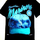 Vintage 1993 Seattle Mariners T-Shirt Size Large