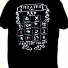 Pirates Lexicon T-Shirt Size XL