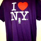 I HEART LOVE NY T-Shirt Size XL NEW!