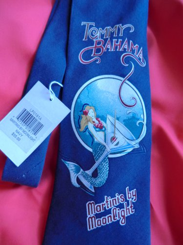 Tommy Bahama Martinis By Moonlight Tie ~ New With Tag