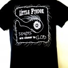Little Fyodor Idiots Are Closer To God T-Shirt Size Medium