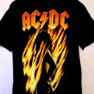 AC/DC BONFIRE T-Shirt Size Large