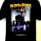 Factory of Terror T-Shirt Size Large Fall River MA