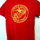 USMC Marine Corps T-Shirt Size Large