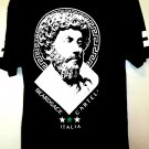 BEARDSACE CARTELLE ITALIA T-Shirt Size Large Aurelious 31 Members Club