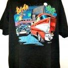 COOL Chevy Bel Air XL Black T-Shirt