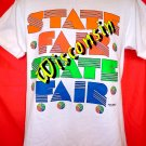 Vintage Wisconsin State Fair T-Shirt Size Medium