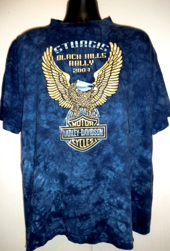 Sturgis Harley Davidson 2004 T-Shirt Size XXL Rapid City South Dakota SD