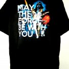 Star Wars MAY THE FORCE BE WITH YOU T-Shirt Size XXL NEW NWT