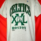 Vintage 1990 Boston Celtics Medium T-Shirt