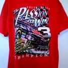 Dale Earnhardt T-Shirt Size XXL Nascar