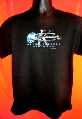 Kenny Chesney BIG STAR T-Shirt Size Medium