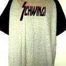 Rare Wayne's World Large T-Shirt SCHWING! Vintage Saturday Night Live