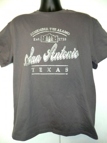 San Antonio Texas The Alamo T-Shirt Size Large NEW NWT