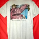 """Funny FISHING T-Shirt """"From A Man's Point of View…"""" Size XL"""