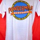 Vintage Powdermilk Biscuits T-Shirt Size Medium Prairie Home Companion