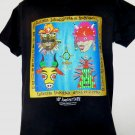 Vintage Lafayette Louisiana 1996 T-Shirt Size Medium Festival International de Louisiane