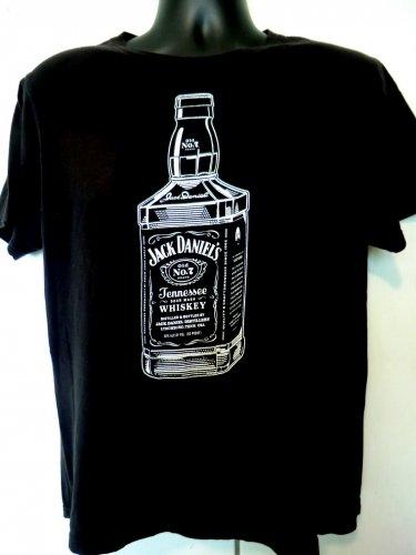 Jack Daniels T-Shirt, Size Large STAFF