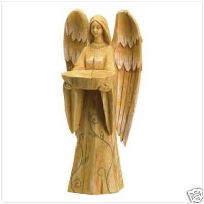 Garden Angel Birdfeeder - great for garden or yard!!