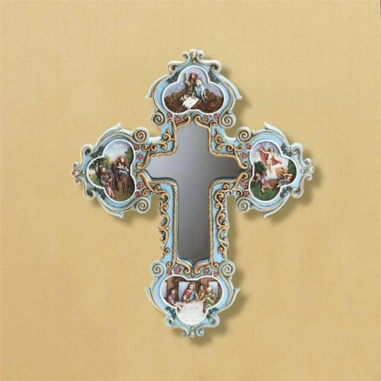 Life of Jesus Cross Light - illuminates, beautiful.