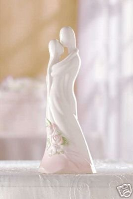 Eternal Love Sculpture - Wedding Couple Figurine