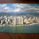Springbok Panoramic Puzzle ALOHA Honolulu HAWAII Complete! 700 Pieces