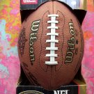RARE 1998 DENVER BRONCOS SUPERBOWL 32 (XXXII)  FOOTBALL GREEN BAY Super Bowl